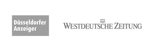 Logos Presse Empfehlungen Immobilienmakler Düsseldorf