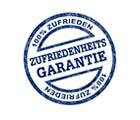 Siegel Zufriedenheitsgarantie Immobilienmakler Düsseldorf